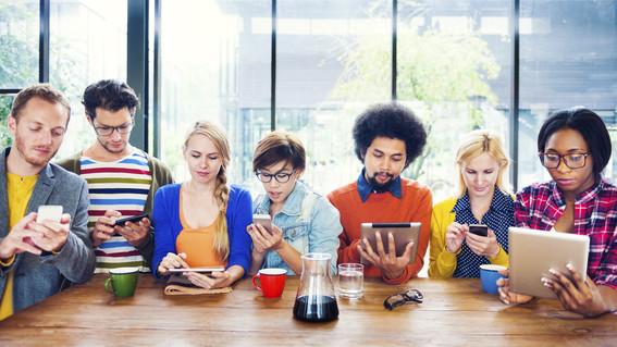 como los millennials vieron en la caida de facebook el fin del mundo