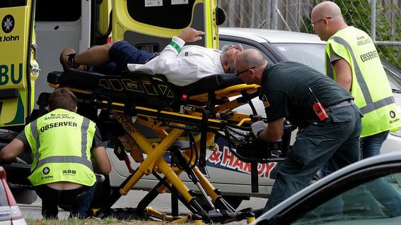 al menos 49 muertos deja ataque a mezquita en nueva zelanda