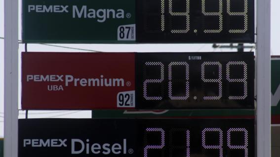 estimulo fiscal a gasolina magna sube de 1 a 15