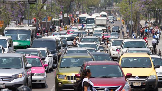 automovilista tendran un mes para familiarizarse con reglamento de transito