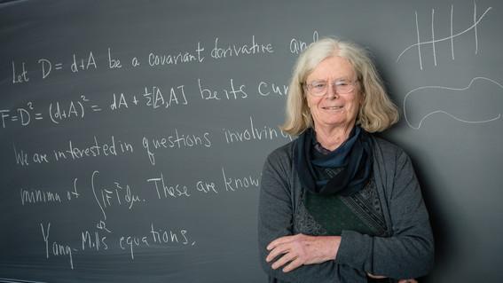 por primera vez una mujer gana el premio abel de matematicas