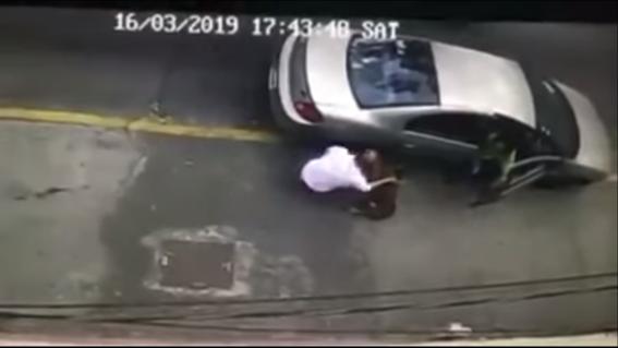 video del secuestro de una pastor belga