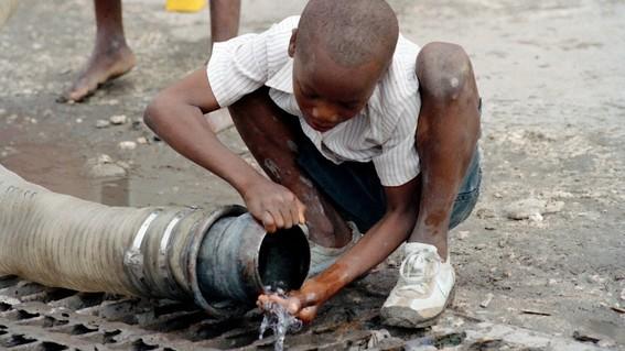 dos mil millones de personas sin acceso al agua en el mundo
