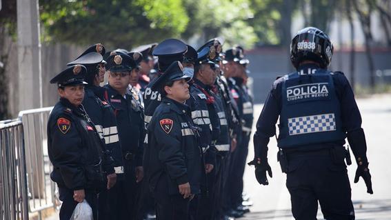 premio policia del mes en la cdmx