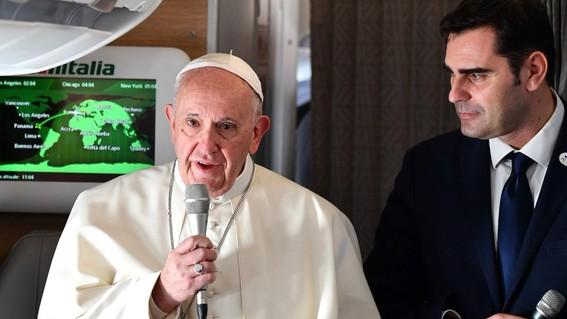 papa francisco responde a amlo