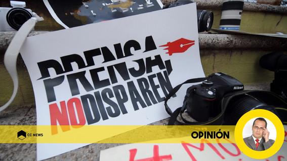 periodistas en riesgo frentes abiertos en gobierno