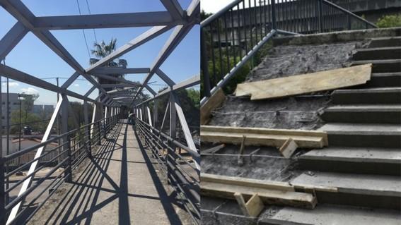 puentes peatonales cmdx
