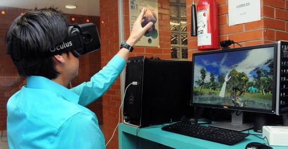 unam crea videojuego para rehabilitar a pacientes con dano