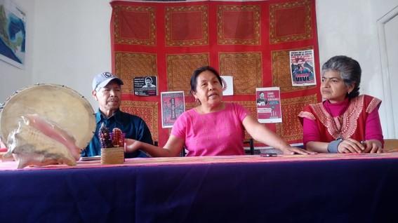 marychuy en reunion con los pueblos indigenas de chihuahua