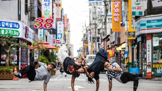 breakdance deporte olimpico 2024