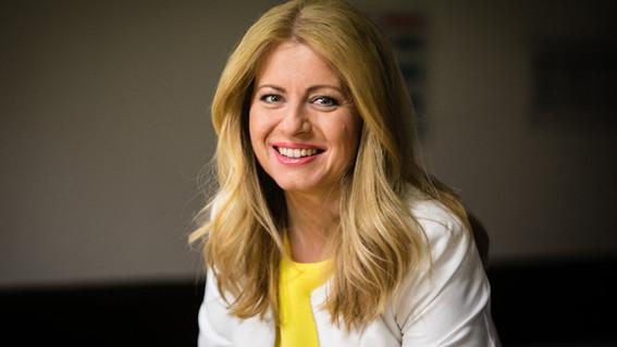 eslovaquia elige a su primera mujer presidenta