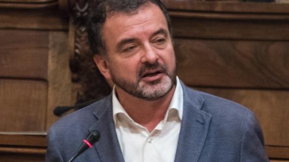 parlamento catalan condeno los abusos de la conquista de mexico