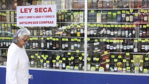 confirman que habra ley seca en iztapalapa por semana santa