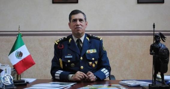 luis rodriguez bucio nuevo comandante de la guardia nacional
