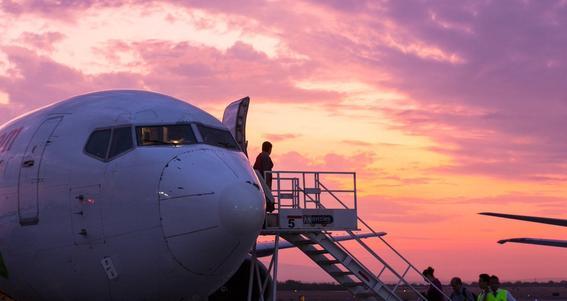 denuncia presencia de criminales en aeropuerto capitalino