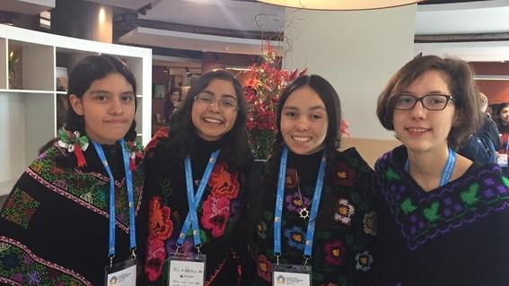 Jóvenes mexicanas conquistan la Olimpiada Europea de Matemáticas