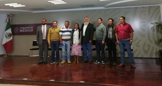 presos politicos de san pedro tlanixco en estado mexico