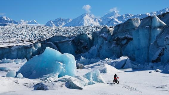los glaciares podrian liberar residuos radiactivos por deshielo