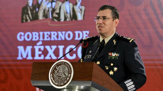 General en proceso de retiro será jefe de Guardia Nacional