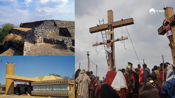 pasion de cristo en iztapalapa