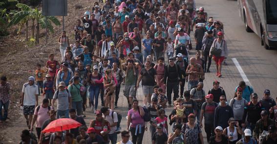 migrantes ciudad juarez