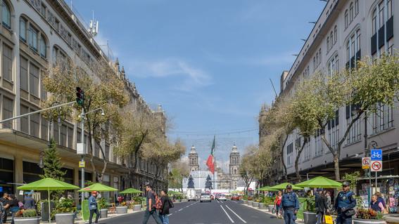 cerraran calle 20 de noviembre a peatones cada fin de semana