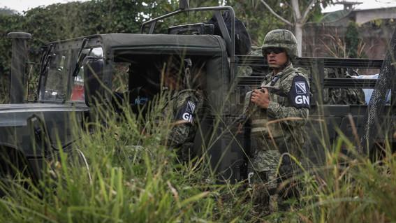 guardia nacional inicia en minatitlan veracruz