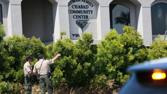 tiroteo en sinagoga de san diego