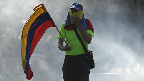 reaccionesinternacionalesallevantamientomilitarenvenezuela