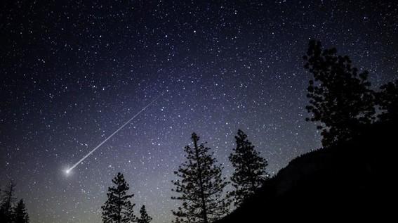 habra lluvia de estrellas relacionadas con cometa halley el fin de semana