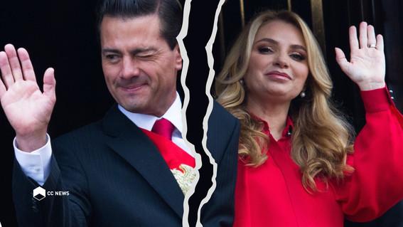 enrique pena nieto confirma divorcio con angelica rivera