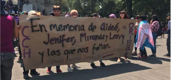 estudiantes de la unam marchan