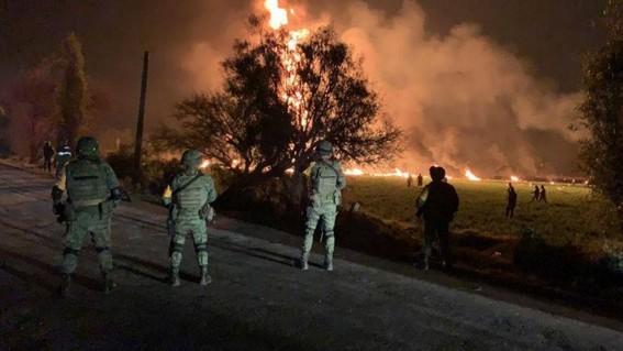 fbi participara en investigacion de la explosion de tlahuelilpan