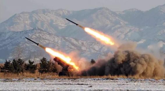 corea del norte dispara misiles de corto alcance