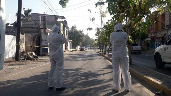 atacan camion de custodios en morelos van seis muertos