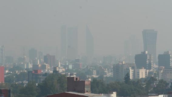 mala calidad del aire en la cdmx