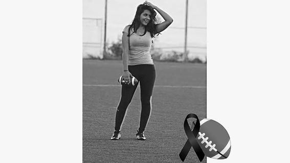 denuncian feminicidio de mariana jugadora de venados black uaem