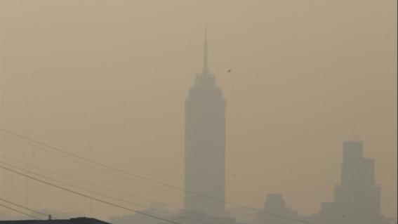 torre latino y la contaminacion