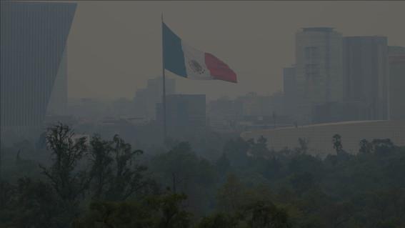 contaminacion exhibe a las autoridades de la cdmx