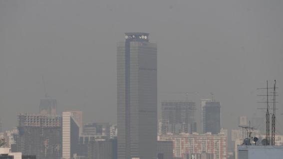 se preve que la contingencia siga debido a la contaminacion