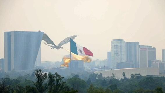 medio ambiente meme ciudad de mexico
