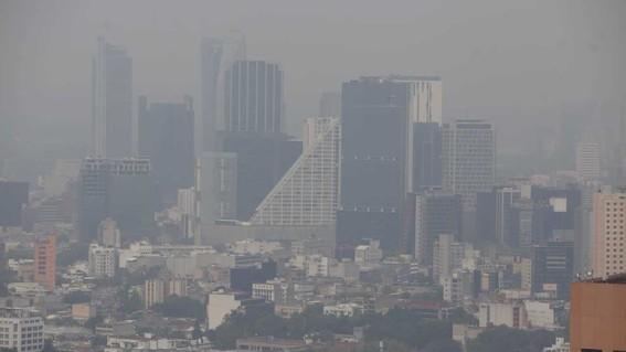 la contingencia ambiental seguira el jueves 16 en el valle de mexico