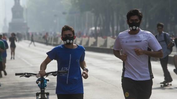 en mexico mueren 21 mil personas al ano por la contaminacion