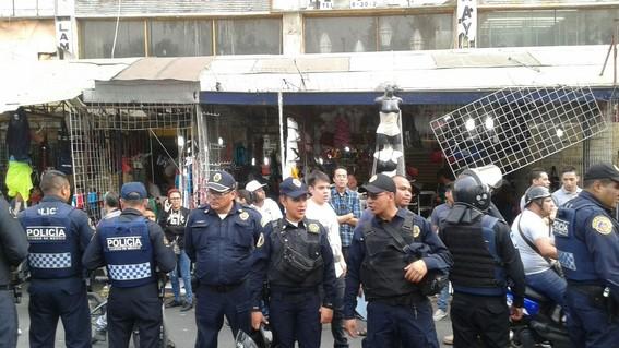 union de tepito recluta policias cdmx edomex