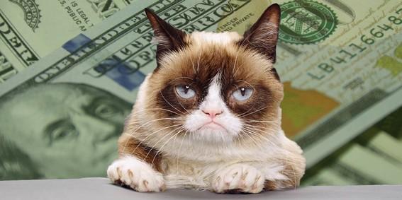 muere grumpy cat la gatita protagonista de cientos de memes