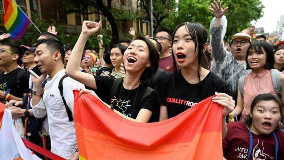 taiwan el primer pais asiatico en legalizar el matrimonio homosexual
