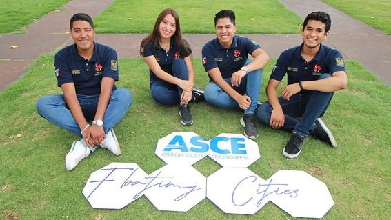 estudiantes de la unam ganan concurso internacional de ingenieria