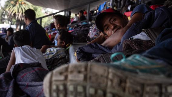 el programa de amlo contra la migracion busca frenar el problema de origen