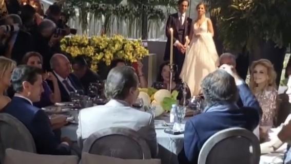 boda de la hija de juan collado