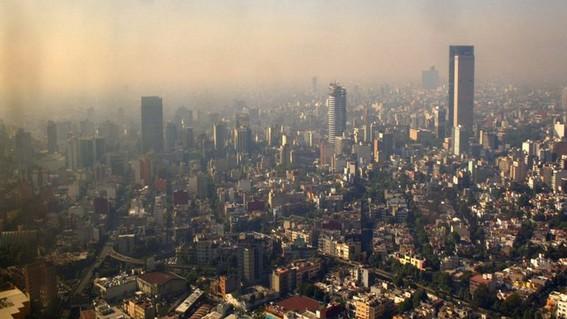 mexico contaminacion mundial